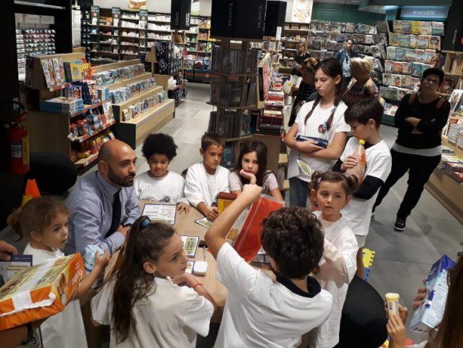 """""""Fare la spesa"""": laboratorio di educazione alimentare a Pavia"""