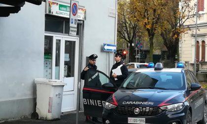28enne italiano rapina market etnico a Voghera
