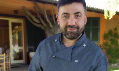 Uno show cooking per ricordare le vittime della strada: ai fornelli, da Masterchef, Giuseppe Lavecchia