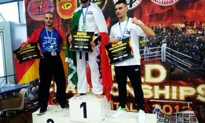 Il nuovo Campione del Mondo di Kick Boxing è di Giussago