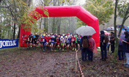 34esima Campestre di Robbio: 300 atleti al via, nonostante la pioggia