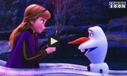 Dove vedere Frozen 2 al cinema a Pavia e dintorni