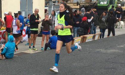 Francesca Ferri vola nei 10km della Olio d'Oliva Run
