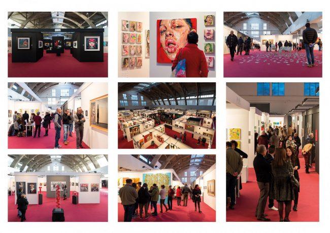 Pavia Art Talent, una fiera per l'arte accessibile: scultura, pittura e fotografia