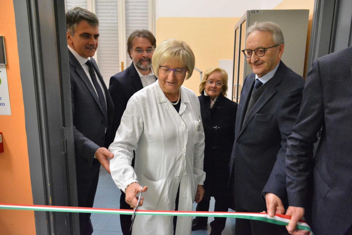 A Voghera nasce l'ambulatorio per la sclerosi multipla grazie alla donazione di una famiglia pavese - Giornale di Pavia