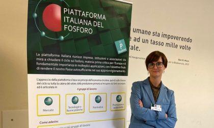 Michela Allevi membro della Piattaforma Italiana del Fosforo