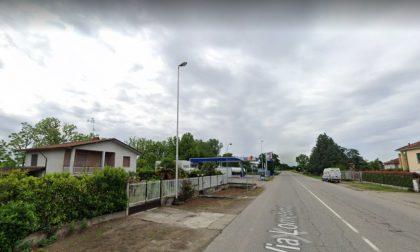 Schianto a Gambolò: Suv ribaltato, due feriti