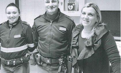 Attivato il defibrillatore donato al Commissariato di Polizia di Vigevano