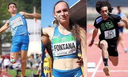 Sabato la Festa dell'Atletica Lombarda: premiate anche Lodi, Cremona e Pavia