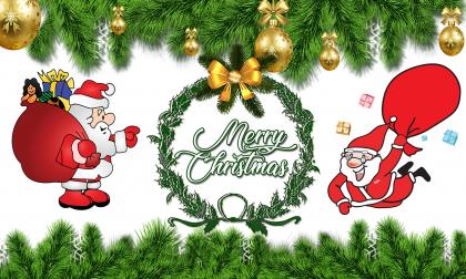 Immagini natalizie per fare gli auguri ai vostri cari! GALLERY