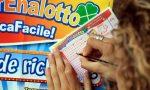 SuperEnalotto: centrato un 5 da 18mila euro a Vidigulfo