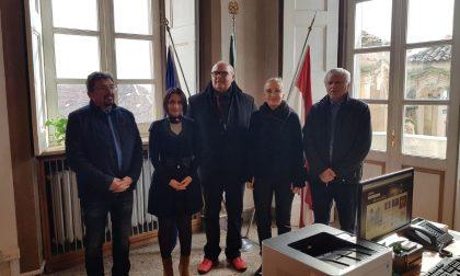 Delegazione della Camera di Commercio di Budapest in visita a Pavia