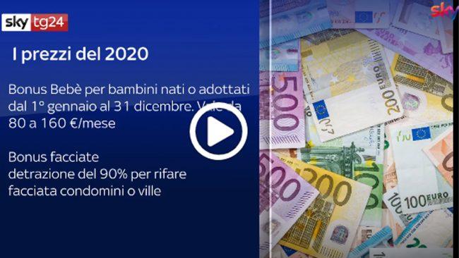 Tutte le nuove tasse del 2020: fumo, fortuna, assorbenti, gas... VIDEO