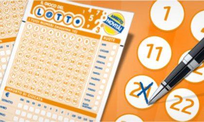 A Giussago centrata una quaterna al Lotto da 130mila euro