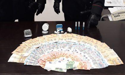 Cocaina nascosta nella scatola delle mentine: arrestato spacciatore