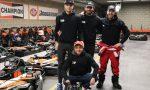 Prima gara di stagione per il Toscano Racing Team: è già podio