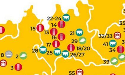 Le dieci opere prioritarie in Lombardia secondo Legambiente: presente all'appello la linea Mortara-Milano