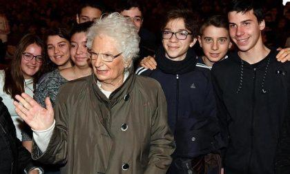 """Liliana Segre sospende gli incontri con gli studenti: """"Ma non smetterà di testimoniare"""""""