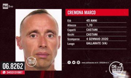 Scomparso da giorni, si cerca Marco Cremona