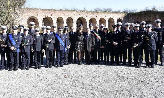 Festa Polizia locale, Regione premia 26 agenti a Pavia: ci sono anche Stradella e Boffalora