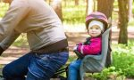 Decathlon richiama seggiolino portabebè posteriore per biciclette. Rischio lesioni