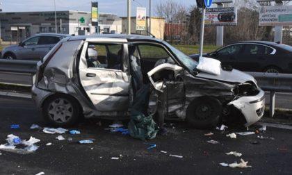 Incidente a Trezzano: è pavese il 12enne ancora gravissimo FOTO
