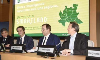 Al via Smartland, otto tappe per scoprire la Lombardia del futuro