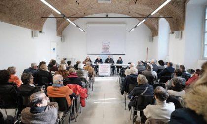 Voghera, Sala Zonca gremita per il dibattito sul Coronavirus FOTO