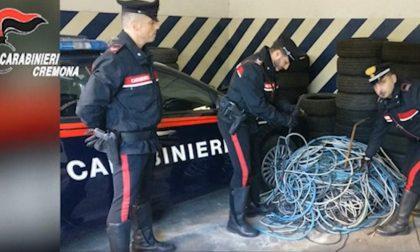 """Arrestato in Spagna componente della """"banda dei tralicci"""": a segno oltre 100 furti di cavi di rame"""