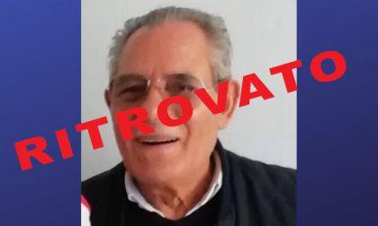 Gianni, scomparso da Buccinasco: RITROVATO!