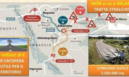Il Tar ferma la Superstrada Vigevano-Malpensa