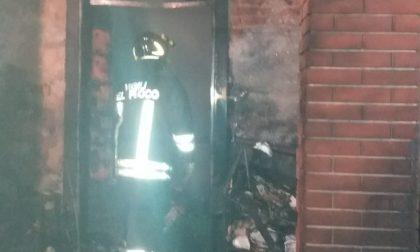 Dramma in Oltrepò, uomo perde la vita nell'incendio della sua abitazione FOTO