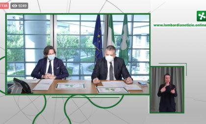 """Coronavirus, Foroni: """"Dati positivi, ma la battaglia è ancora lunga"""" A Pavia 3.874 positivi (+76) VIDEO"""