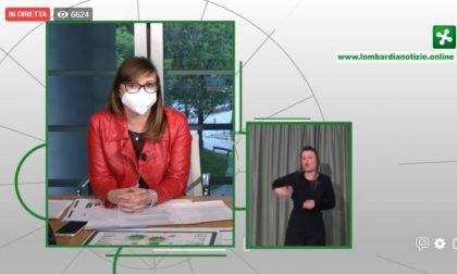 Coronavirus: 3.705 positivi a Pavia e provincia. Regione promette aiuti alle famiglie VIDEO