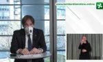 """Coronavirus, Vicepresidente Sala: """"Trend migliora"""", ma non a Pavia (2.285 positivi, +105) VIDEO"""