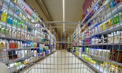Furto al Bennet di Mortara: sorpresa con 800euro di generi alimentari rubati