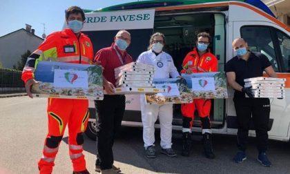 Pizza Solidale, una maratona produttiva e di consegna per dire grazie al personale sanitario