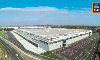 Inaugurato a Landriano il nuovo polo logistico di ALDI