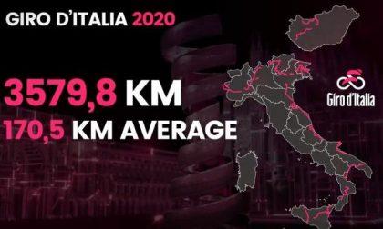A ottobre il Giro d'Italia 2020: la tappa più lunga passerà anche dalla Lomellina
