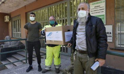 Pavia: la comunità islamica dona mascherine in segno di vicinanza al nostro Paese FOTO