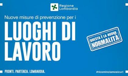 Nuova ordinanza in Lombardia: indicazioni per i datori di lavoro da lunedì 18 maggio