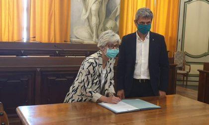 Mara Torti nuovo assessore al Bilancio del Comune di Pavia