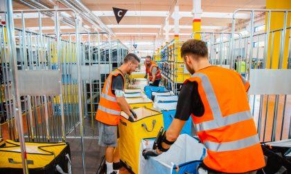 Nuovo deposito Amazon nel Milanese: prevista l'assunzione di circa 100 lavoratori