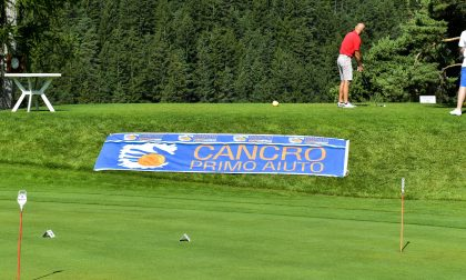 Cancro Primo Aiuto presenta la quarta edizione del CPA Golf Challenge Trofeo Caloni Trasporti – Coppa AutoVanti