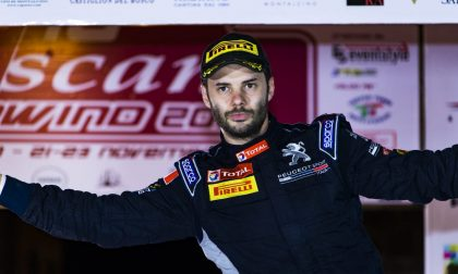 Maranello Corse punta sul rallysta di Stradella Davide Nicelli