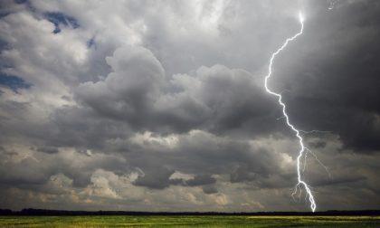 Temporali forti e rischio idrogeologico: nuova allerta meteo della Protezione Civile