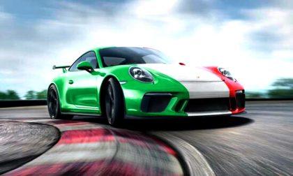 Per aiutare la Caritas nell'emergenza Covid... puoi comprarti una Porsche