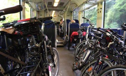 Biciclette in treno: ecco su quali linee saranno ammesse