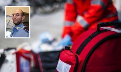 Drammatico incidente in moto: muore 26enne, vigile a Belgioioso