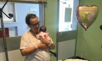 Incinta di 6 mesi guarì dal Covid con il plasma iperimmune: ora la piccola Beatrice Vittoria è finalmente nata